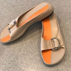NWOT Cole Haan G Series Nike Air slide sandals 7